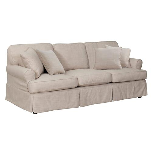Horizon Slipcovered Sofa - Color: 466082