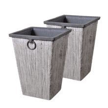 Buttercup - 2 pc Planter Set