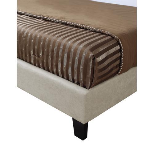 Emerald Home Harper Upholstered Bed Kit Full Taupe B129-09hbfbr-15