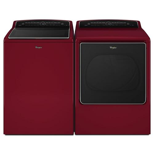 Whirlpool - 5.3 cu. ft. High-Efficiency Top Load Washer with Active Spray Technology