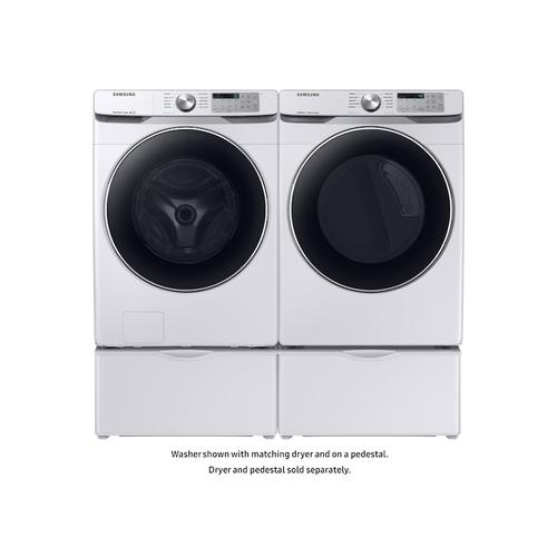 Samsung 6200 Series Washer & Matching Dryer Set