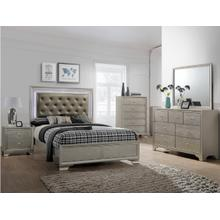 Crown Mark B4300 Lyssa King Bedroom