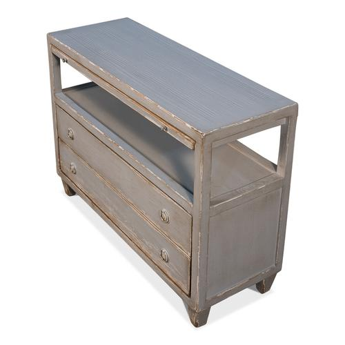 Grey Hollywood Tv Stand
