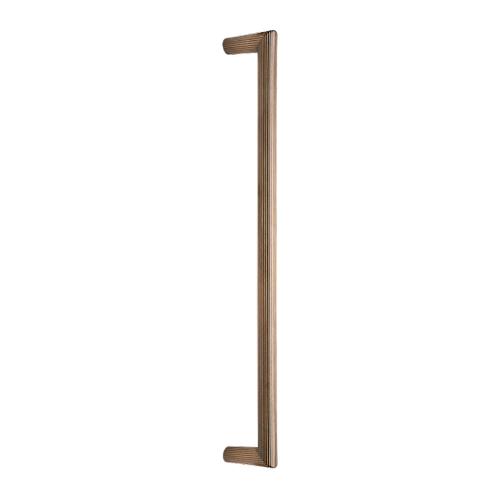 """Rocky Mountain Hardware - Flute Grip (G10023) - 24"""" Silicon Bronze Dark"""