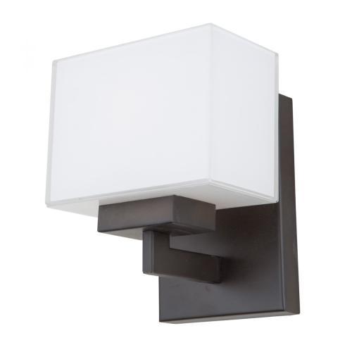 Artcraft - Cube Light SC13187OB Wall Light