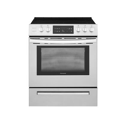 See Details - Frigidaire 30'' Front Control Freestanding Electric Range