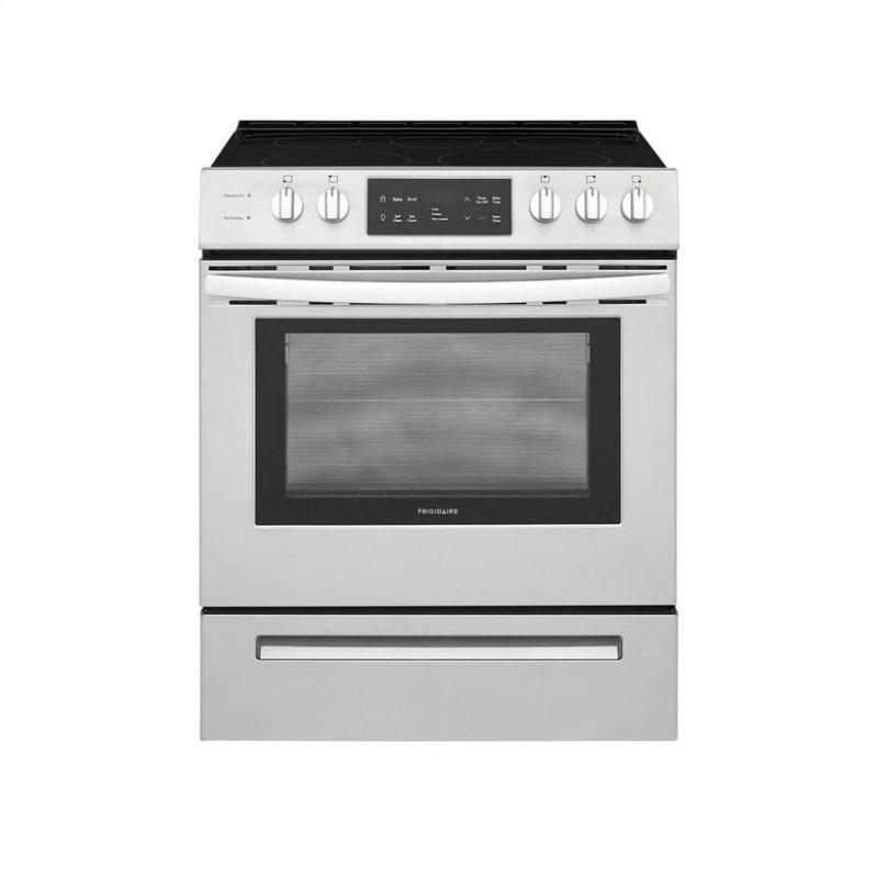 30' Front Control Freestanding Electric Range