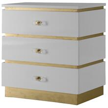 """See Details - Esme Side Table - 24"""" W x 16"""" D x 26"""" H"""