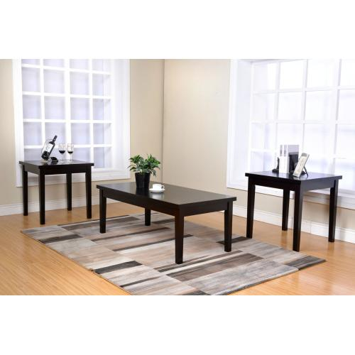 New Classic Furniture - Sherman 3-Pack Occastional Tables