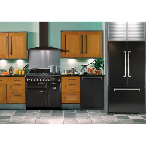 Black Legacy Fully Integrated Dishwasher