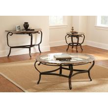 "Gallinari Sofa Table, 48"" x 20"" x 30"" , 5mm"