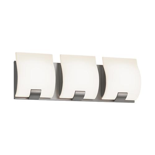 Aquo LED 3-Light LED Bath Bar