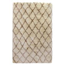 See Details - Diamond Ritz Shag Ivory