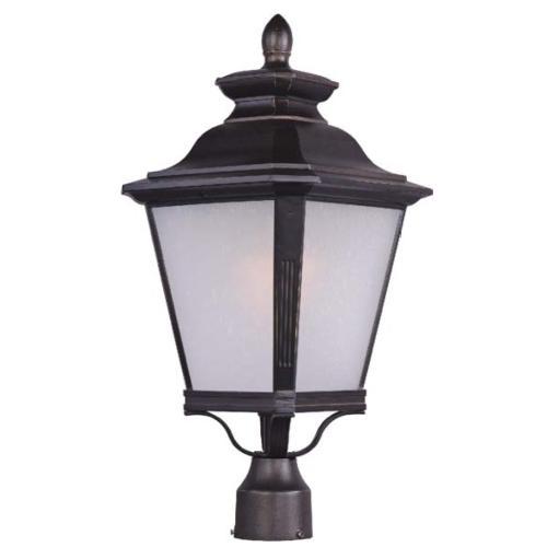 Knoxville 1-Light Outdoor Pole/Post Lantern