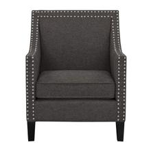See Details - Hailey Accent Chair, Brown