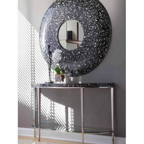Mariana Round Mirror