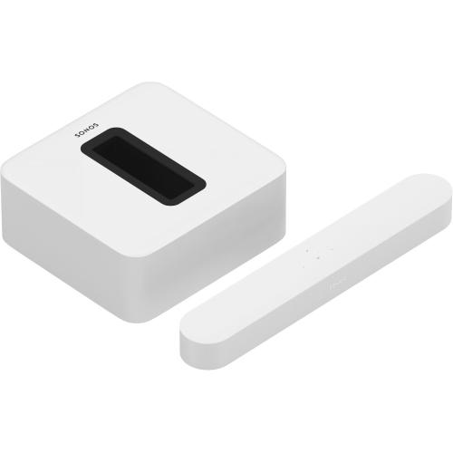 White- 3.1 Entertainment Set