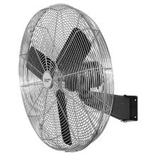 """See Details - CZHVW30EX 30"""" Oscillating Wall Mounted Fan"""