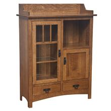 See Details - Dover Pottery Cabinet