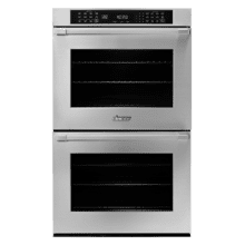 "30"" Double Wall Oven, DacorMatch with Pro Style Handle (End Caps in stainless steel)"