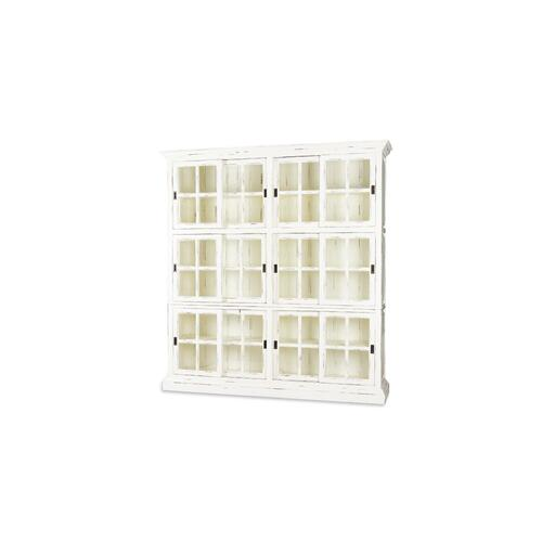English Bookcase 2 Column - WHD