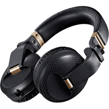 Limited-edition flagship over-ear DJ headphones