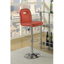 Ivan Bar Stool, Red
