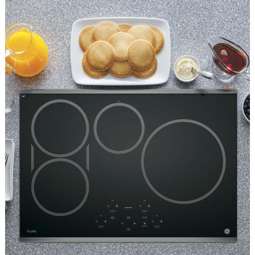 """GE Profile 30"""" Induction Cooktop Stainless Steel PHP9030SJSS"""