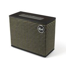 Heritage Groove - High-End Bluetooth Speaker - Matte Black