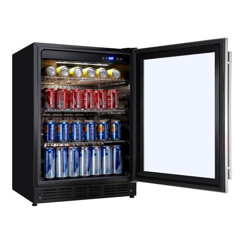 5.8 cu ft Beverage Cooler