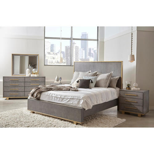 Camen Panel King/Cal King Bed