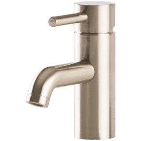 Opera Lav Faucet RND Brushed Nickel