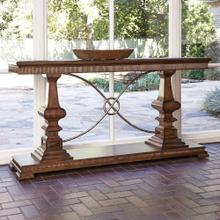 Woodford Console Table - Nutmeg