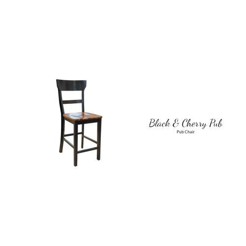 7 PC Pub - Pub Table and Six Pub Chairs