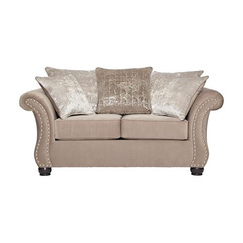 Hughes Furniture - 7500 Loveseat