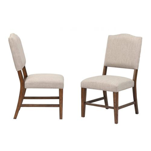 Upholstered Dining Chairs - Amish (Set of 2)