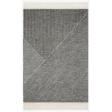 View Product - NET-01 MH Charcoal / Ivory Rug