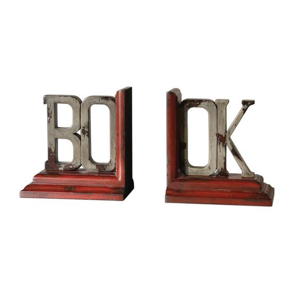 Book, Bookends, S/2