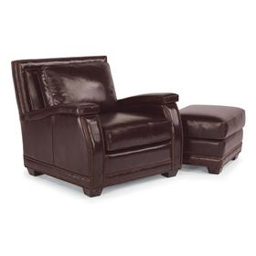 Raleigh Leather Chair