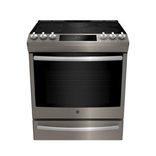 "GE Profile™ 30"" Built-In Convection Single Wall Oven Stainless Steel - PTS7000SNSS"