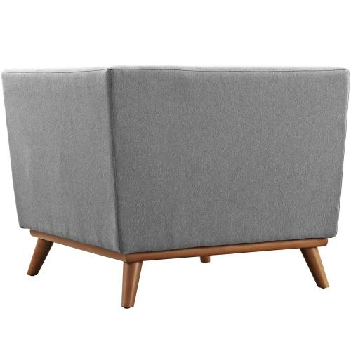 Modway - Engage Corner Sofa in Expectation Gray