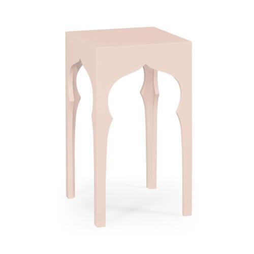 Square Lamp Table ( Ballet Slipper)