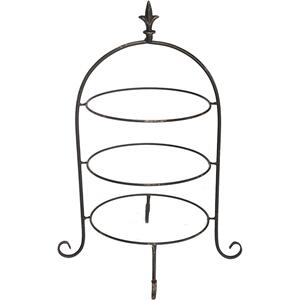 Gallery - Tiered Plate Rack