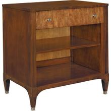 Artisan Small Single Drawer Chest - Mahogany