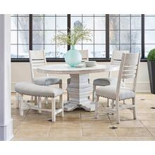 Condesa White Dining Set