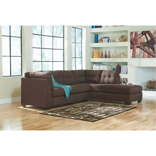 2-piece Sectional With Recliner