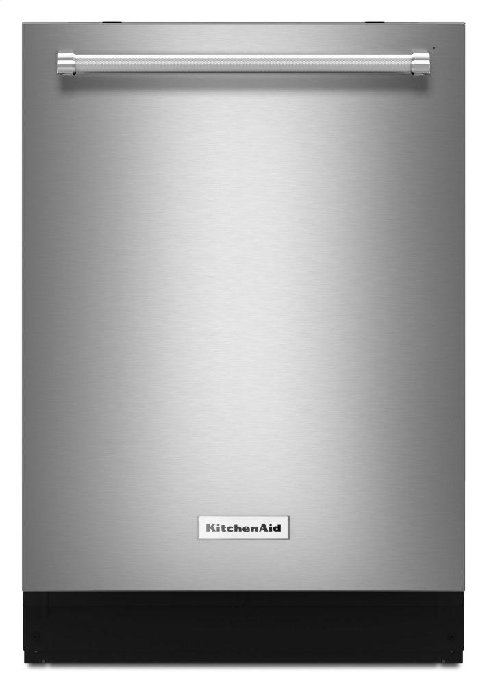 Kdte204gps Kitchenaid 46 Dba Dishwasher With Bottle Wash Option And Printshield Finish Stainless Steel With Printshield Finish Stainless Steel With Printshield Tm Finish Manuel Joseph Appliance Center