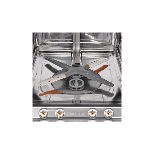 LG - Top Control Smart wi-fi Enabled Dishwasher with QuadWash™ and TrueSteam®