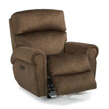 Langston Power Rocking Recliner with Power Headrest