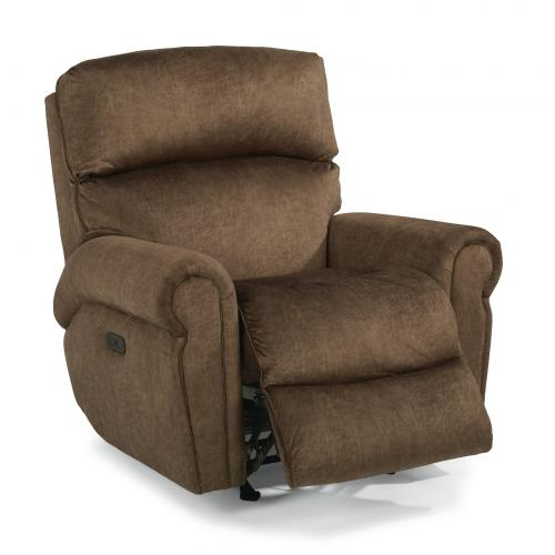 Langston Power Recliner with Power Headrest